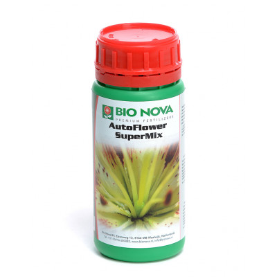 Bio Nova AutoFlower SuperMix 250 ml