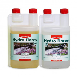 Canna Hydro Flores A+B 2 x 1 L