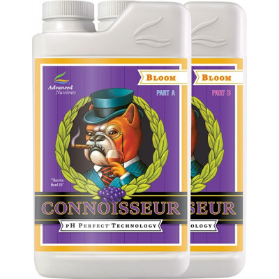 pH Perfect Connoisseur Bloom A+B 1 L