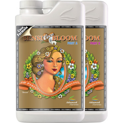pH Perfect Sensi Coco Bloom A+B 1 L