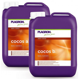 Plagron Cocos A+B 2 x 5 L