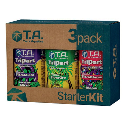 T.A. 3-Pack TriPart (Hard Water) 3 x 500 ml