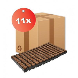 Kamena vuna - Pladanj 126 kom - karton 11 kom