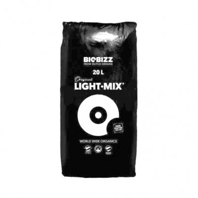 Biobizz Light Mix 20 L